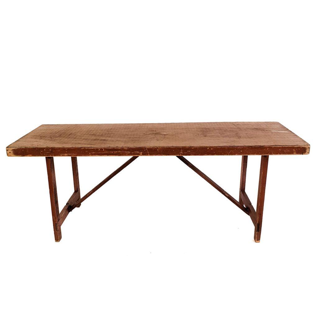 Tweede leven voor tweedehands horeca stoelen en tafels